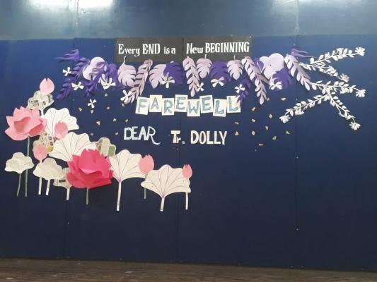 Farewell Tr. Dolly
