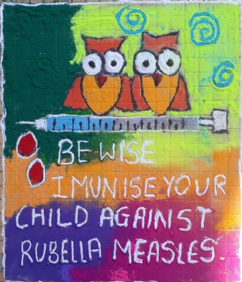 MR Vaccine Campaign – Activity